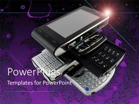 5000+ Cell Phone PowerPoint Templates w/ Cell Phone-Themed