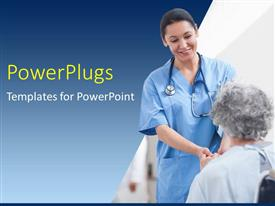 Nurse Powerpoint Templates W Nurse Themed Backgrounds