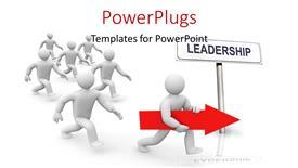 Royalty free PowerPlugs: PowerPoint template - Leadership_co_39