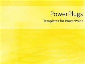 Yellow powerpoint templates ppt themes with yellow backgrounds amazing ppt theme consisting of a plain clear yellow and white background theme tile template size toneelgroepblik Choice Image