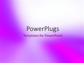 Elegant PPT layouts enhanced with purple paper smooth gradient background
