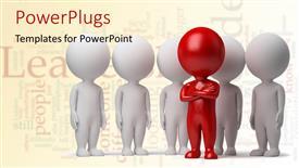 Royalty free PowerPlugs: PowerPoint template - LeaderRed_co_39