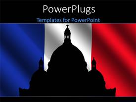 5000 government powerpoint templates w government themed backgrounds colorful ppt theme having the representation of a building in france toneelgroepblik Choice Image