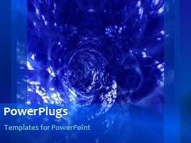 5000 moving background water powerpoint templates w moving