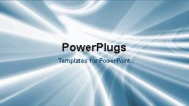Amazing PPT theme consisting of a short video showing an abstract of an ash colored background - widescreen format