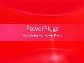 5000 red powerpoint templates w red themed backgrounds slide deck with a simple red background with shine thecheapjerseys Choice Image