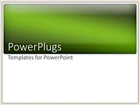 5000 Simple Green Powerpoint Templates W Simple Green Themed