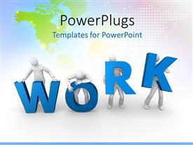 4000 work anniversary powerpoint templates w work anniversary