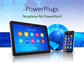 5000+ Smartphone PowerPoint Templates w/ Smartphone-Themed