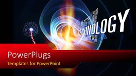 Royalty free PowerPlugs: PowerPoint template - Technology_Img_co_40