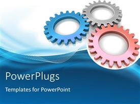 Top Gears Powerpoint Templates Backgrounds Slides And Ppt Themes