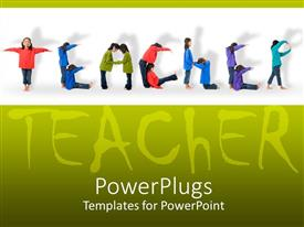 Parent Teacher Powerpoint Templates W Parent Teacher Themed