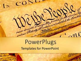 American history powerpoint templates crystalgraphics presentation theme consisting of the united states of american constitution history of founding fathers values as template size toneelgroepblik Images