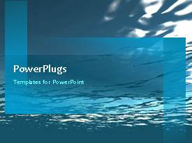 5000 underwater powerpoint templates w underwater themed backgrounds theme consisting of video of flowing water underwater on first slide and non video background toneelgroepblik Choice Image