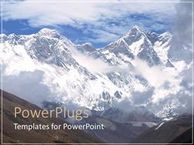500 Mount Kenya Powerpoint Templates W Mount Kenya Themed Backgrounds