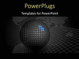 5000 black powerpoint templates w black themed backgrounds