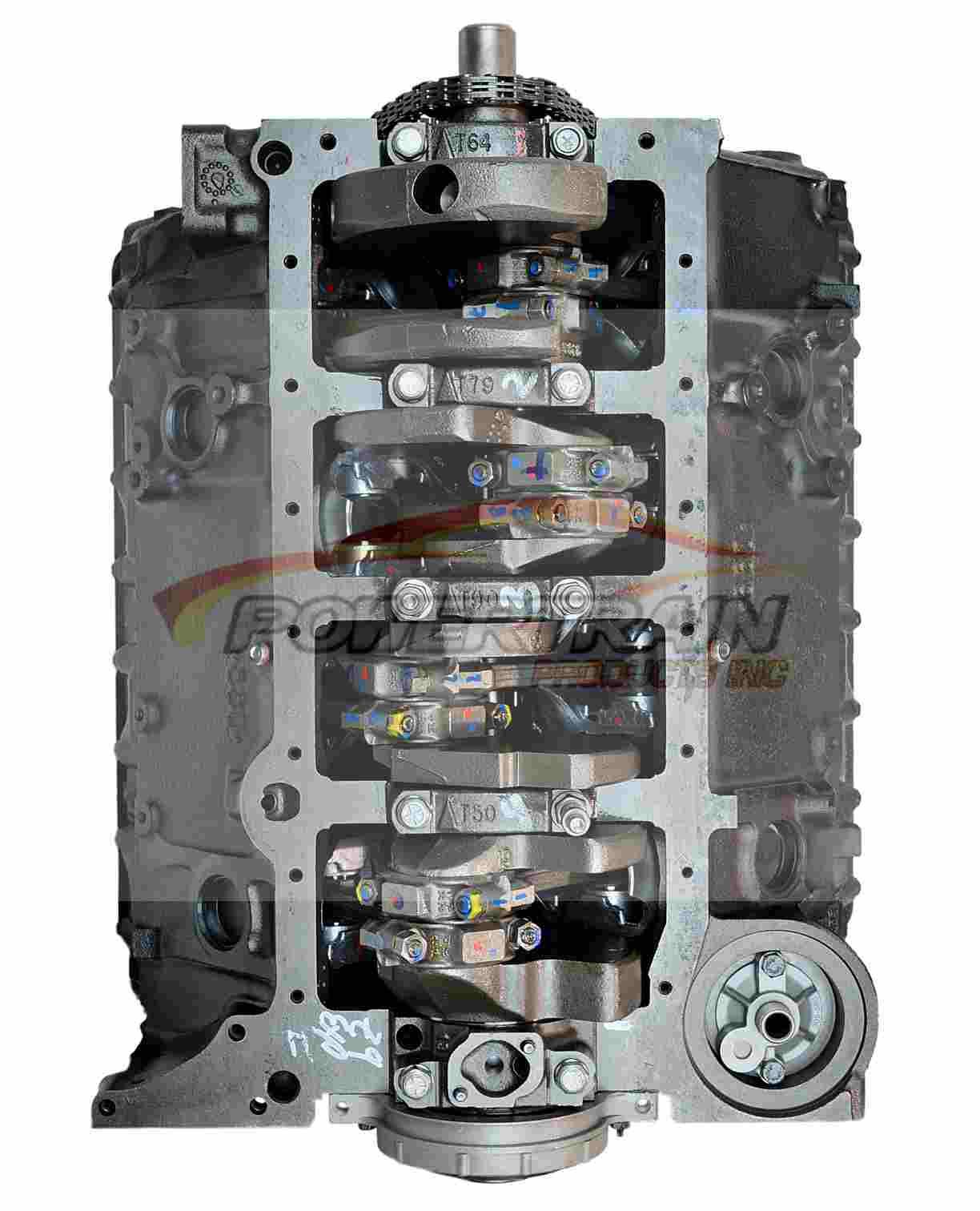 Chevy Vortec Engine 98 350