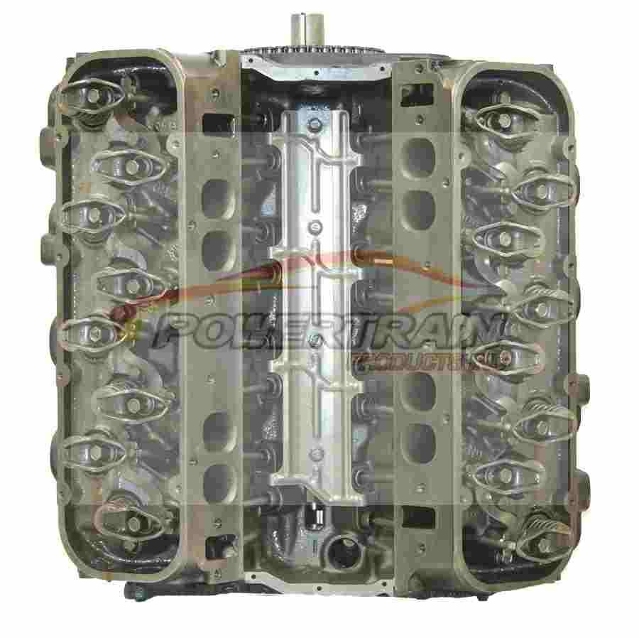 Chevy 454 7 4 v8 96-00 comp engine