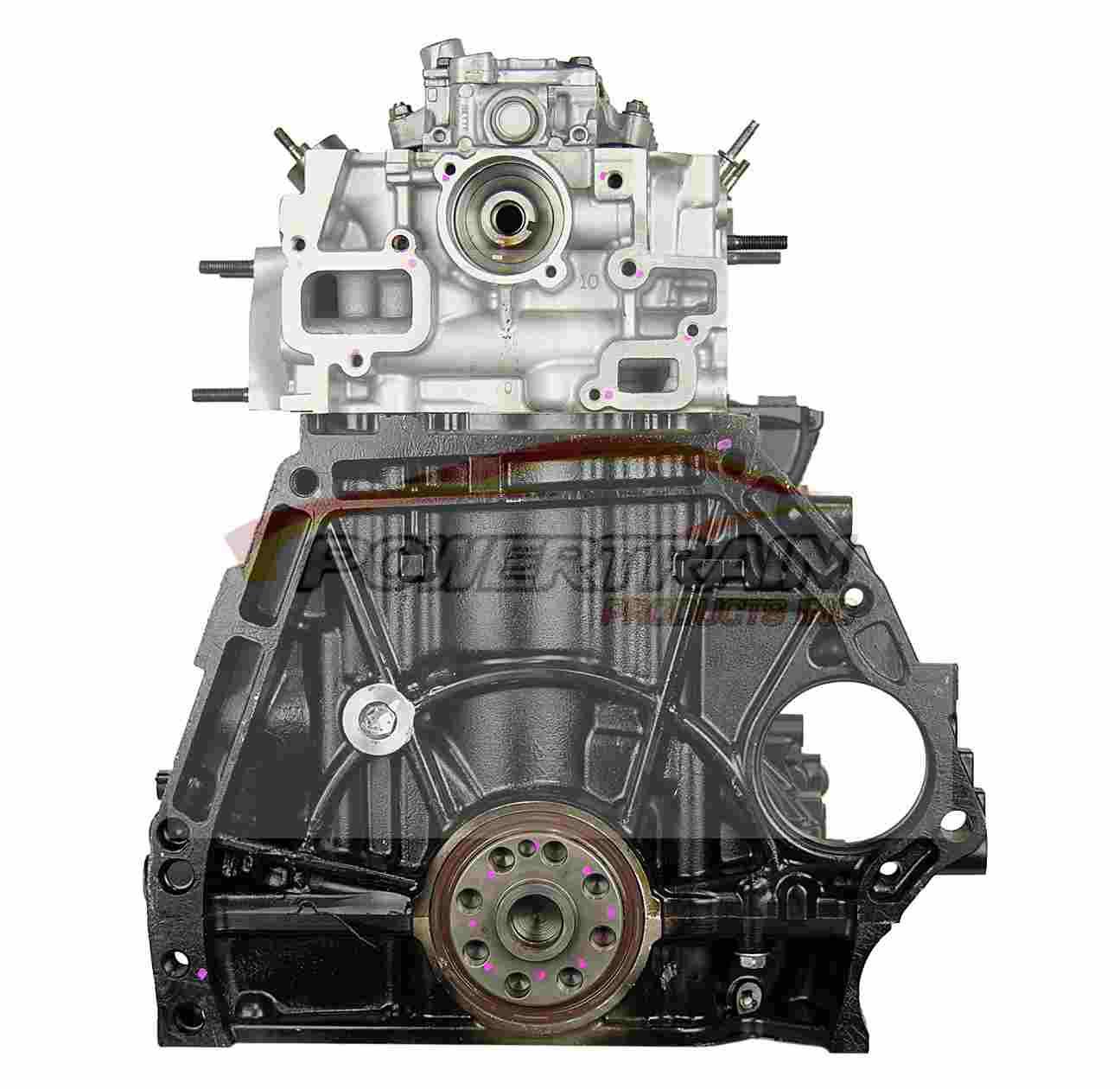 Honda Civic 2006 2007 18 Engine R18a1 Starter
