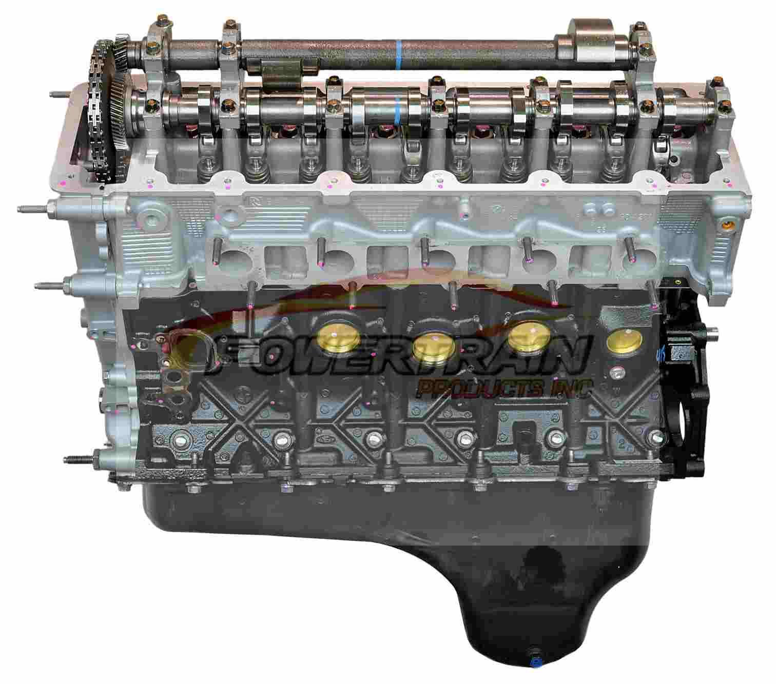 Ford V10 Engine >> Ford 6 8 V10 Engine 2002 2003 Vin S F350 E350