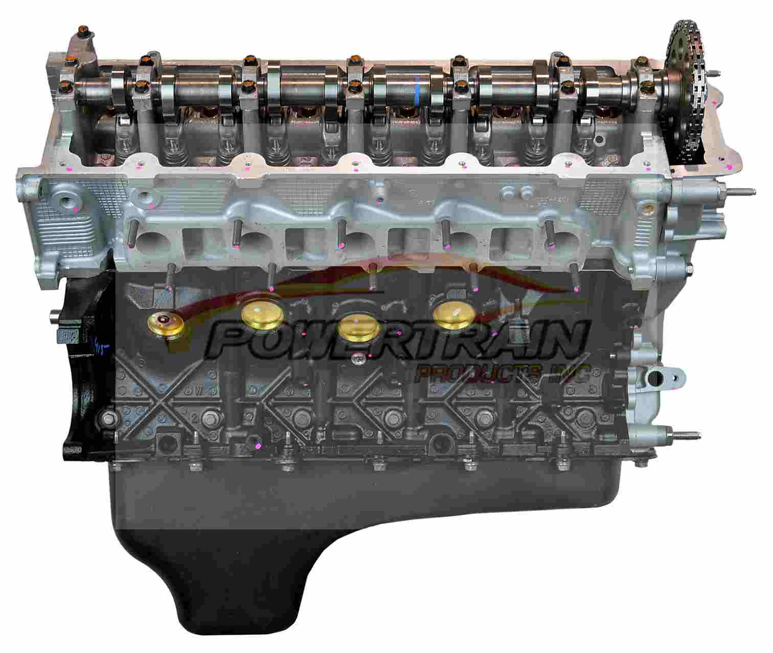 Ford 6 8 V10 Engine 2002 2003 Vin S F350 E350