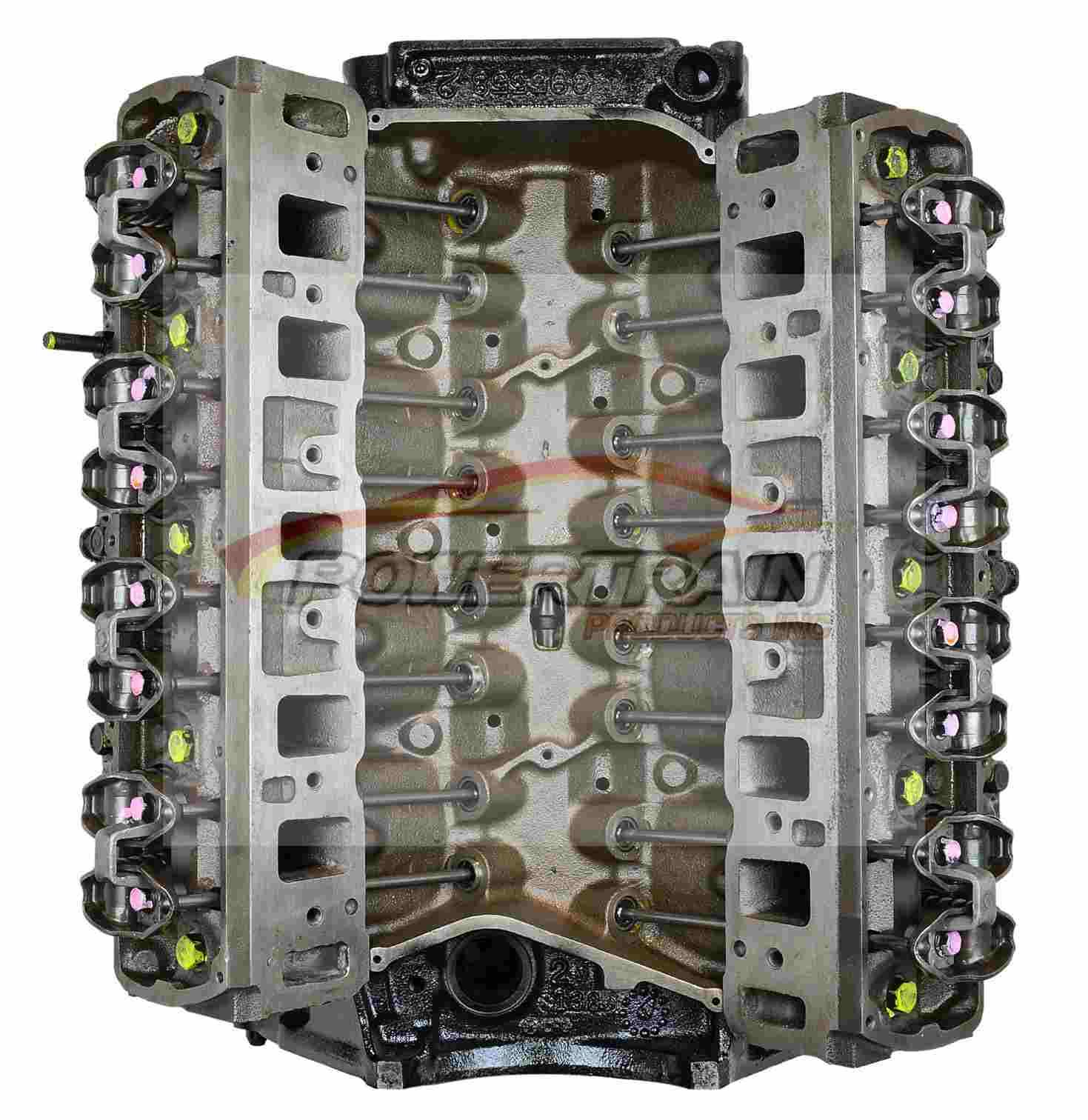 Oldsmobile 350 5 7 V8 68-76 comp engine