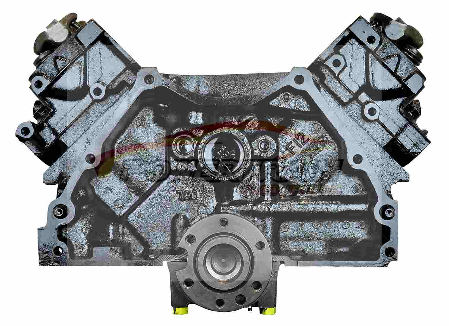 Chevy 307 50 V8 Engine 85 90