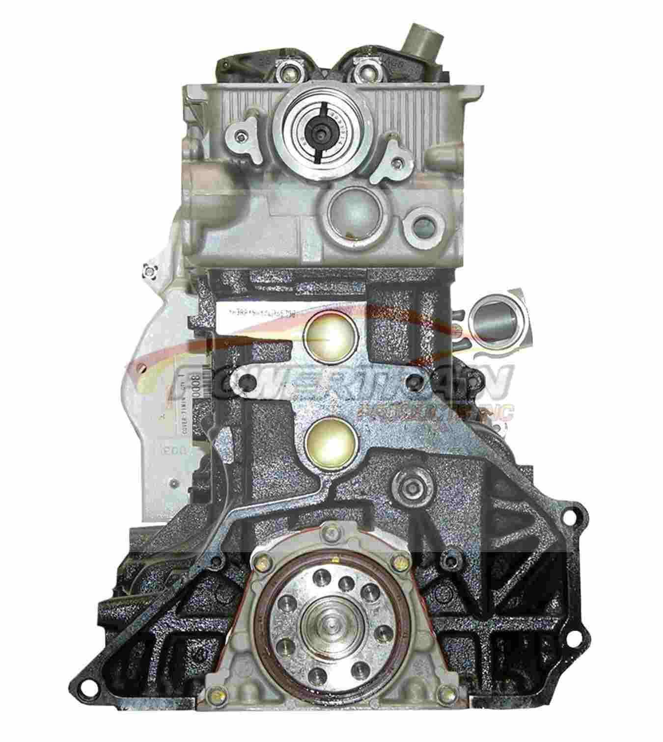 Mitsubishi 4G64 98-06 2.4 L4 comp engine