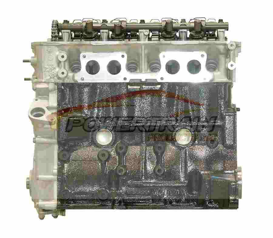 Nissan ka24e 2 4 L4 comp engine