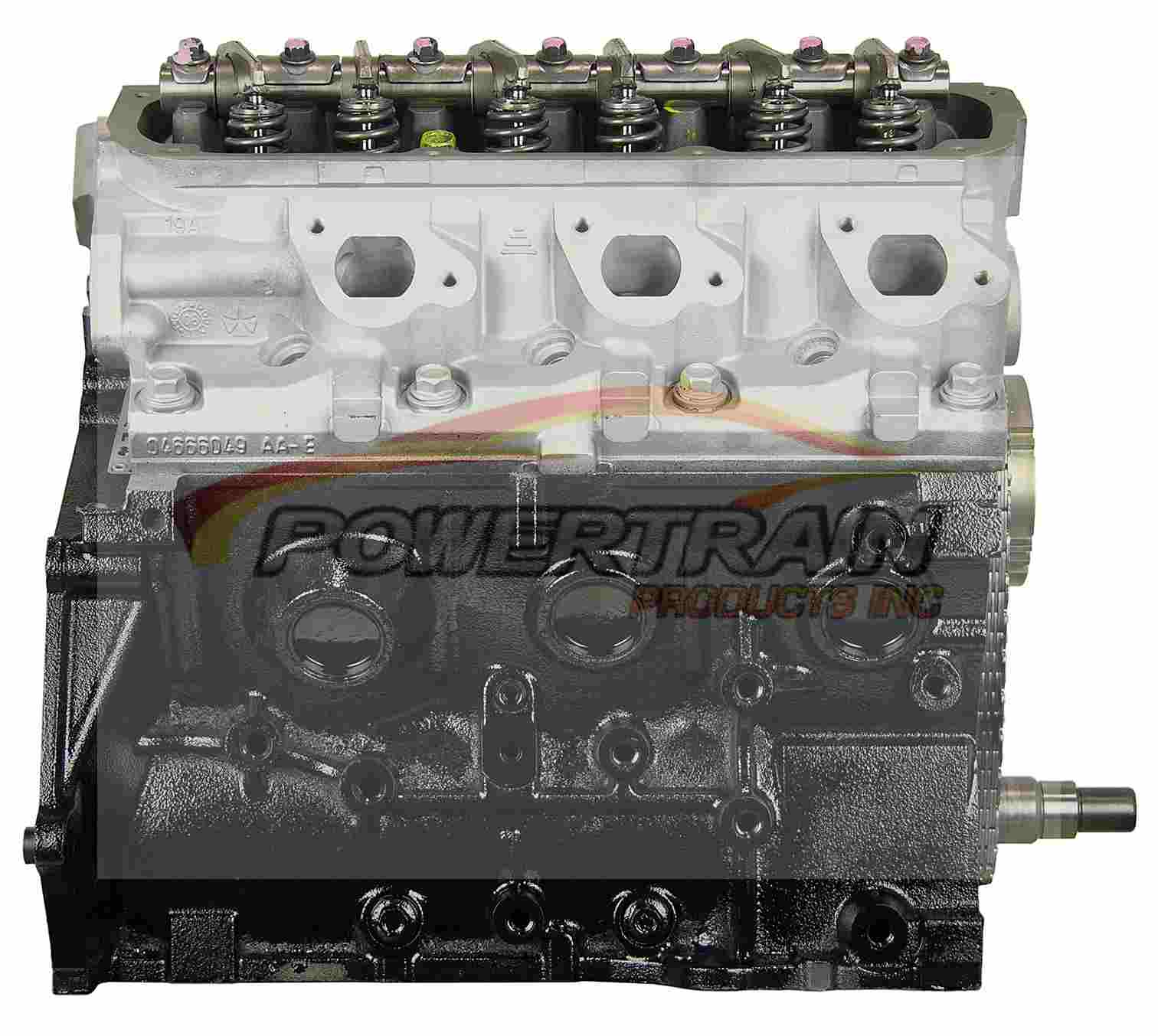 Jeep Wrangler Engine 2007-2011 3 8