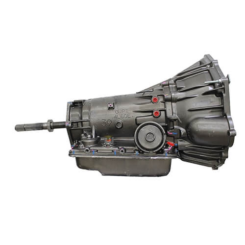 Chevy 4L65E Automatic Transmission