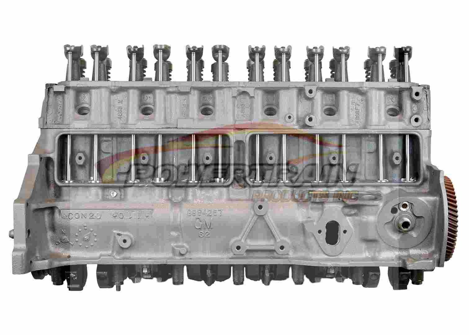 All Chevy chevy 250 engine Chevy 250 engine 68-72 comp engine