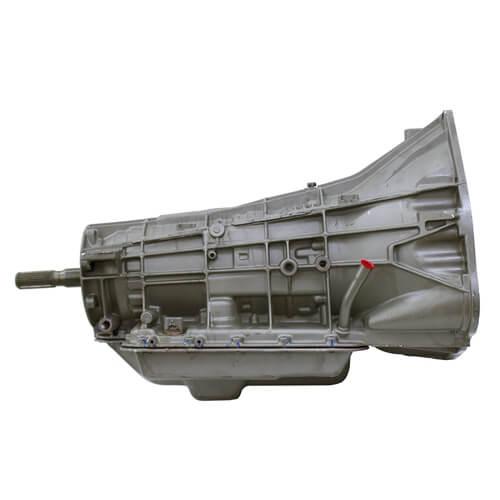 Ford E4OD Automatic Transmission