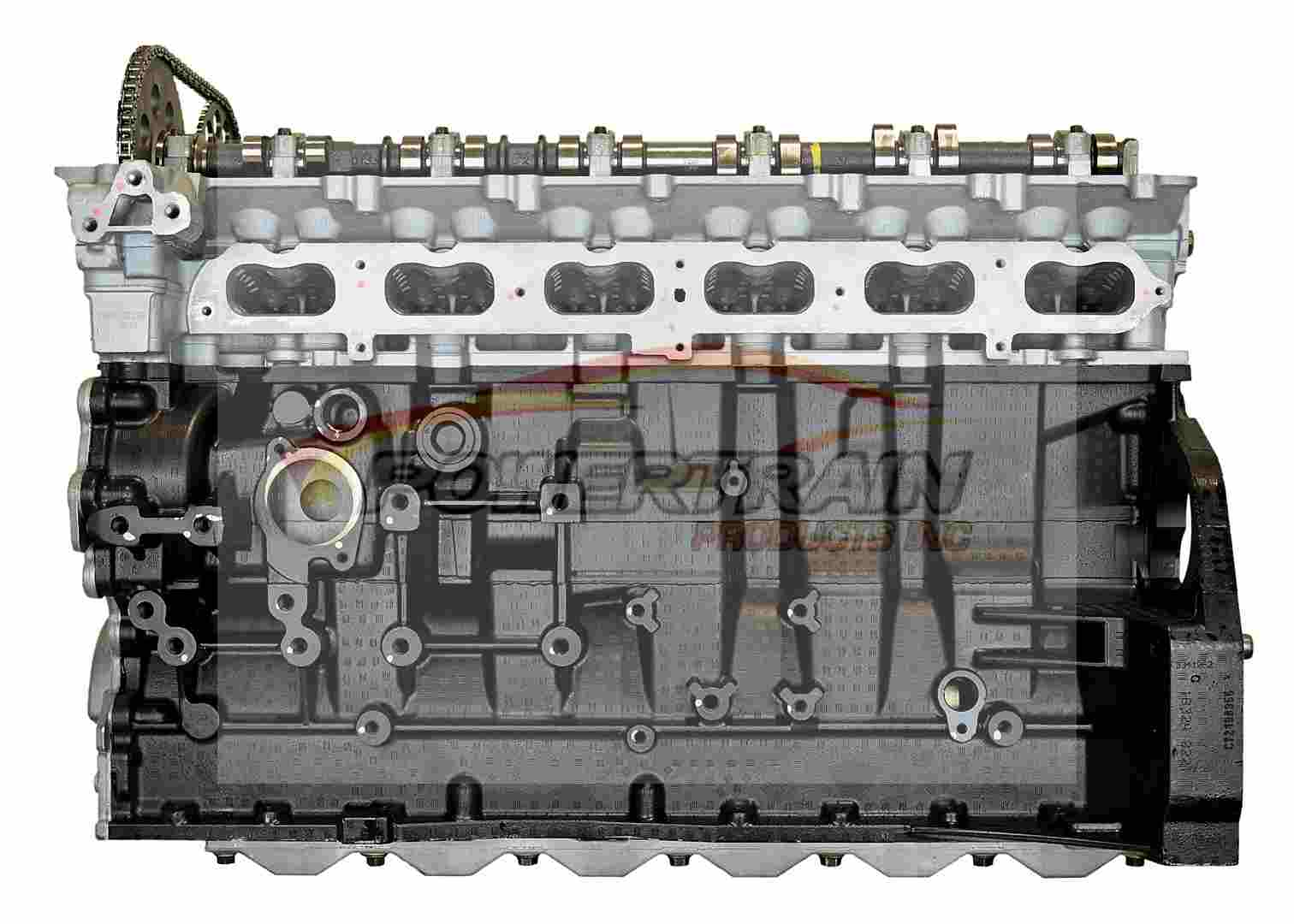 2005 chevy trailblazer engine