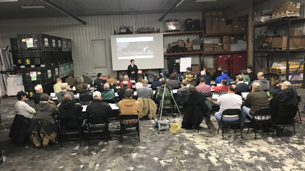 Preplant 20/20 & FieldView Training