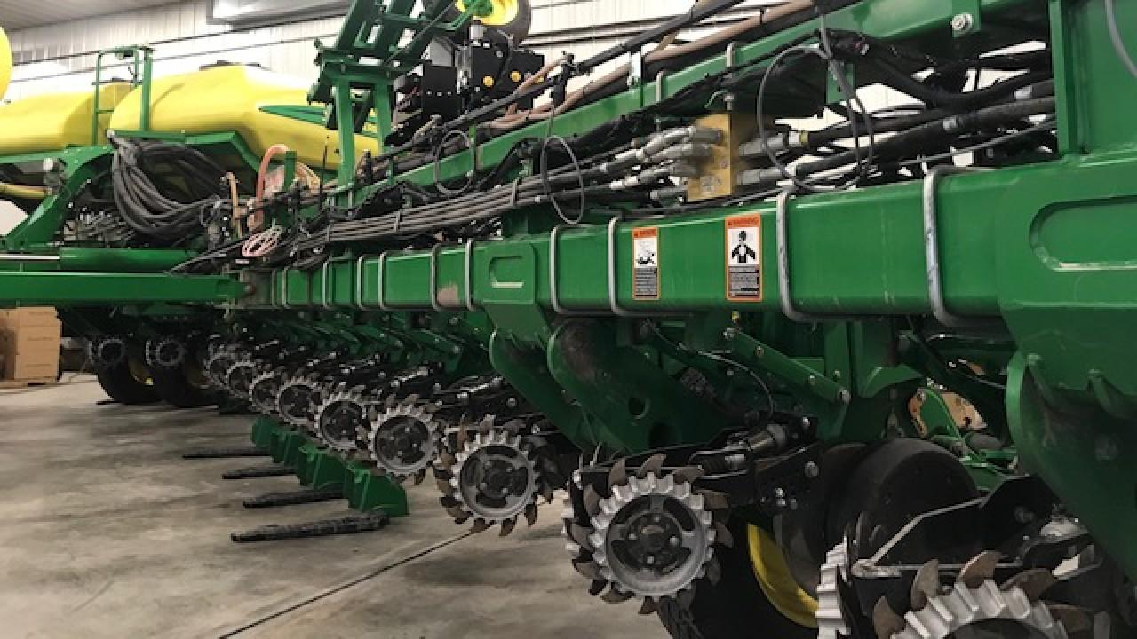 Moeller Ag Service, Inc/Precision Planting Planter Clinic