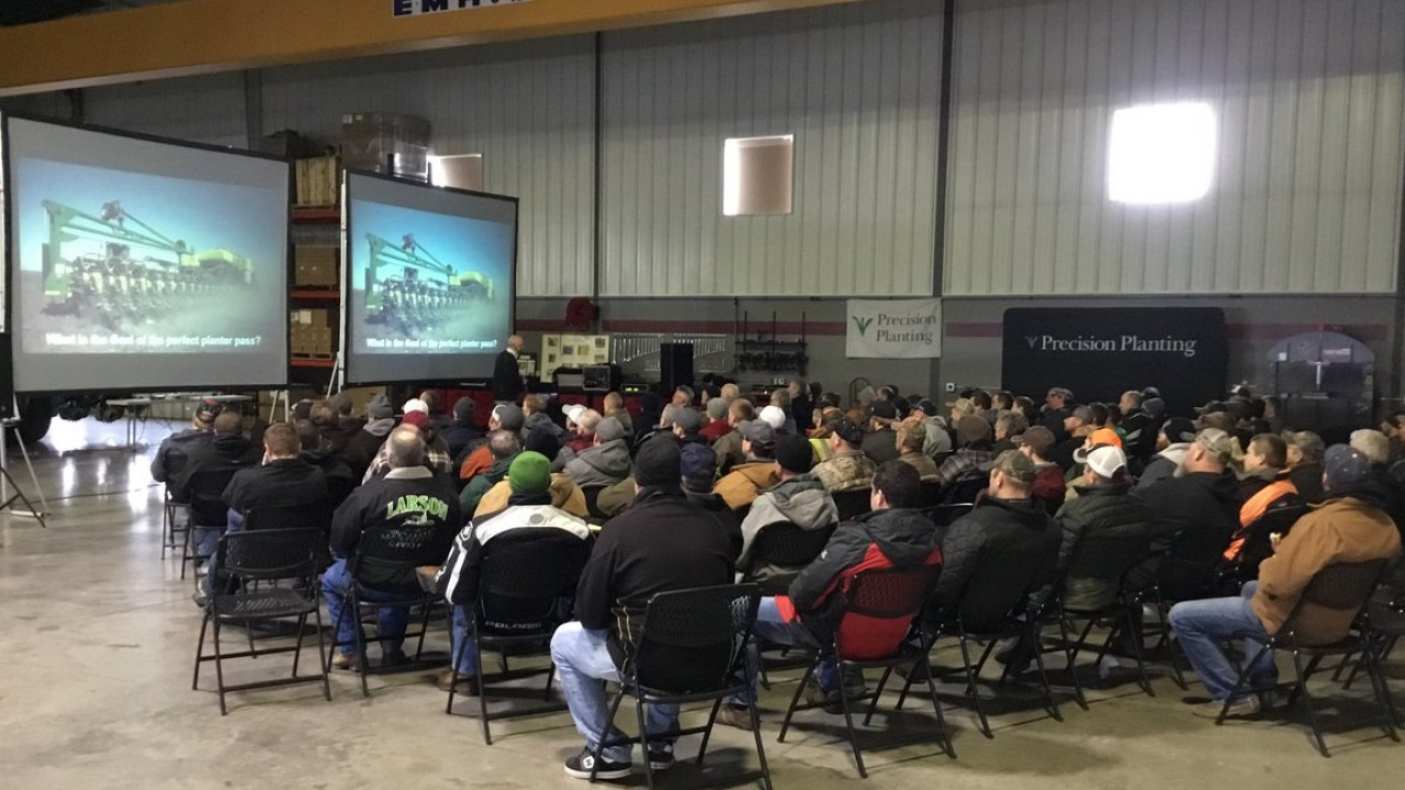 2020 PRECISION PROJECTIONS with Jason Webster, Agronomist
