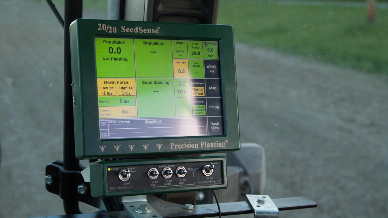 Devolder Farms 2020 Monitor Clinic