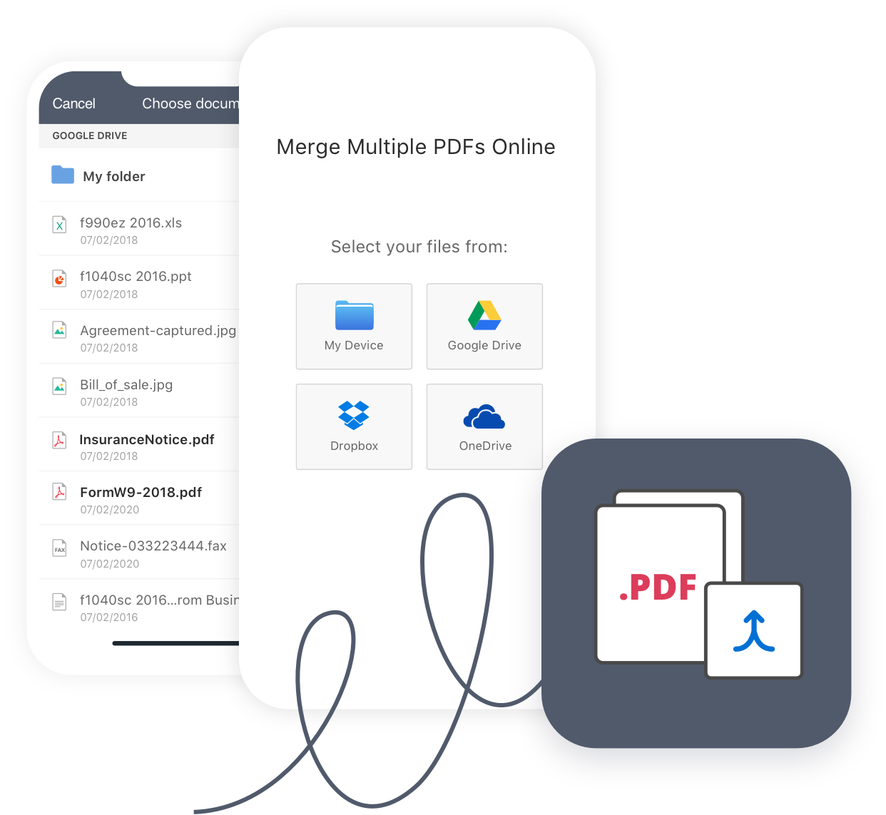 Merge Pdfs Combine Pdf Files Online For Free Altomerge