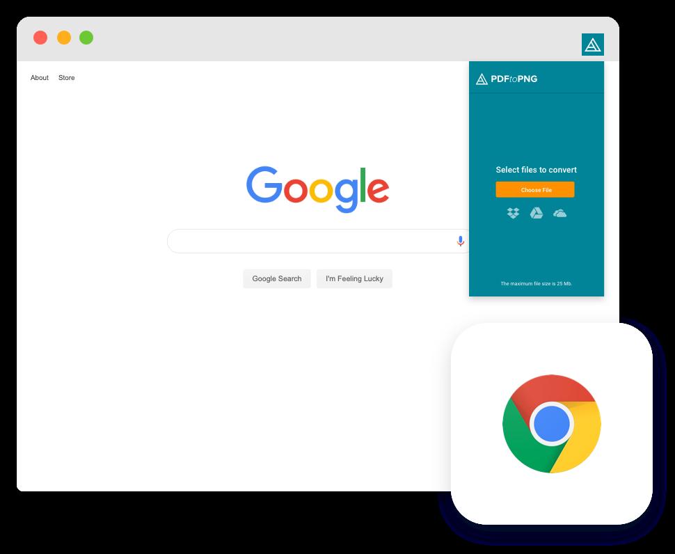 Using Google Chrome