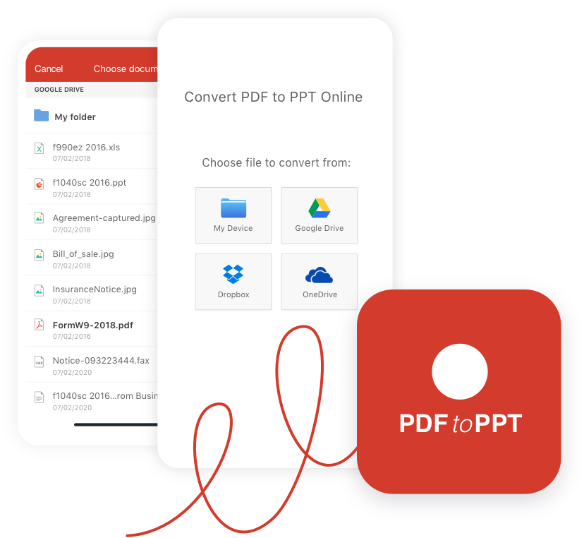 convert large pdf file to powerpoint online free