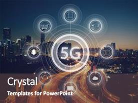 Top 5g Wireless Technology PowerPoint Templates, Backgrounds