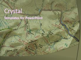 500 topo maps powerpoint templates w topo maps themed backgrounds