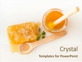 Top Honey PowerPoint Templates, Backgrounds, Slides and PPT