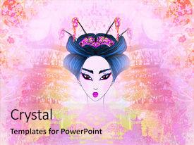 Top Japan Kawaii Powerpoint Templates Backgrounds Slides And Ppt
