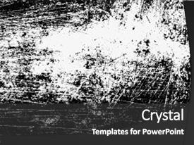 Theme with crack - abstract grunge background dirty grunge background and a dark gray colored foreground.