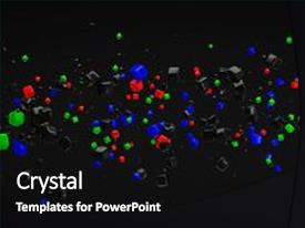 4000 nano powerpoint templates w nano themed backgrounds ppt theme with abstract rgb atom nano technology background and a black colored foreground toneelgroepblik Image collections