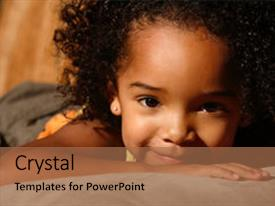 5000 african american culture powerpoint templates w african amazing ppt theme having african american baby ashley lying on a couch backdrop and a toneelgroepblik Gallery