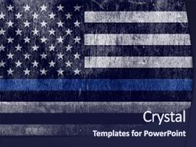 Top law enforcement powerpoint templates backgrounds slides and beautiful ppt theme featuring aged textured law enforcement support backdrop and a navy blue colored foreground toneelgroepblik Choice Image