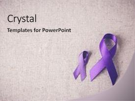 beautiful ppt layouts featuring awareness alzheimer s disease pancreatic cancer backdrop and a light gray